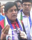 Comedian Ali Has Congratulated Party Chief YS Jagan Mohan Reddy!!