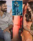 Vaishnav Tej Praises Krithi Shetty | Uppena Movie Team Interview