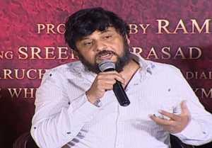 'సైరా నరసింహారెడ్డి'మీడియా సమావేశంలో సురేందర్ రెడ్డి స్పీచ్