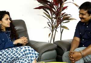 మాళవికా నాయర్ ఇంటర్వ్యూ : చిరంజీవి ని పోగిడేస్తున్నమలయాళీ ముద్దుగుమ్మ