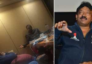 కేఏ పాల్ అలా చేయమని అడిగారు.. అందుకే కాళ్లు పట్టుకొన్నాను : రాంగోపాల్ వర్మ