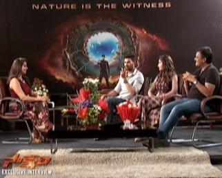 Saakshyam Movie Team Interview