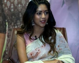 Anu Emmanuel Interview @Shailaja Reddy Alludu Movie