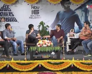 Amar Akbar Anthony Movie Team Interview