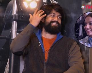 #KGF Star Yash Cute Telugu & Fatafat Punches  Rocking Star Yash Exclusive Interview Part 3
