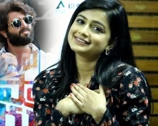 Actress Hemal Ingle Have Crush On Vijay Devarakonda