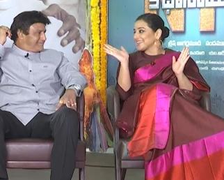 NTRKathanayakudu Movie Team Interview