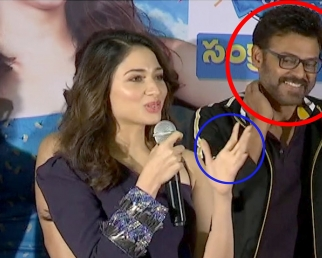 F2 Movie Trailer Launch : Tamanna Makes Fun With Venkatesh