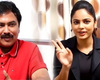 Exclusive: Bluff Master Heroine Nandita Swetha Shares Her Opiniop On #Metoo Movement