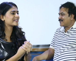 Chit Chat with Crazy Crazy Feeling Movie Heroine Palak Lalwani