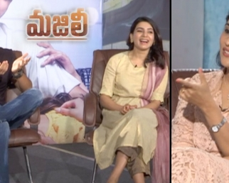 Majili Movie Team Exclusive Interview