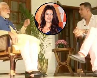 PM Narendra Modi Comments On Akshay Kumar's Wife