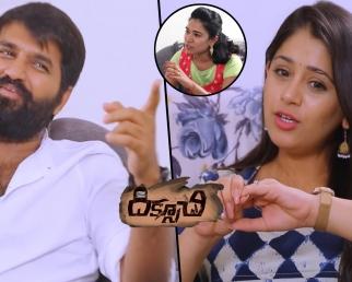 Diksoochi Telugu Movie Team Exclusive Interview