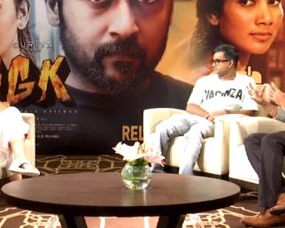 Hero Suriya Interview About NGK Movie  Rakul Preet Singh  Sai Pallavi  K. Selvaraghavan