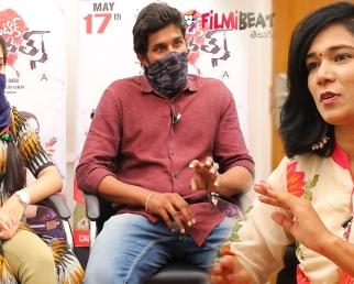 Every Parent Must Watch Romantic Criminals Movie Says Hero Vinay Mahadev