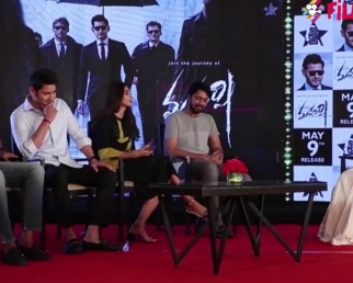 Maharshi Team Interview