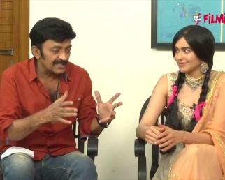 Kalki Movie Team Interview  Rajasekhar  Adah Sharma