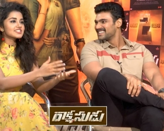 Rakshasudu Movie Team Interview