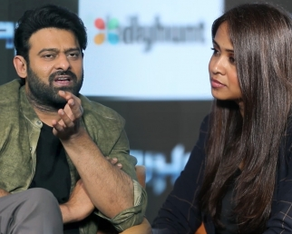 Prabhas Exclusive Interview With Dailyhunt