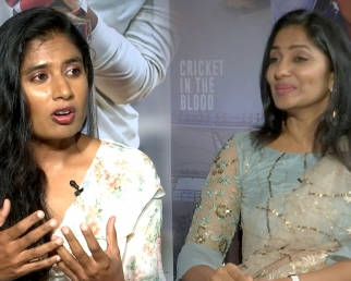 Mithali Raj And Aishwarya Rajesh Interview Part 2