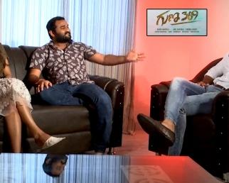 Hero Karthikeya Interviews Guna 369 Director & Heroine