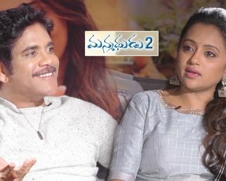 Akkineni Nagarjuna Interview With Anchor Suma