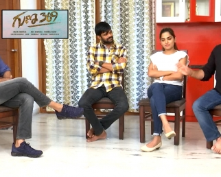 Guna 369 Director Clarified On Issue With Hero Karthikeya During Shooting