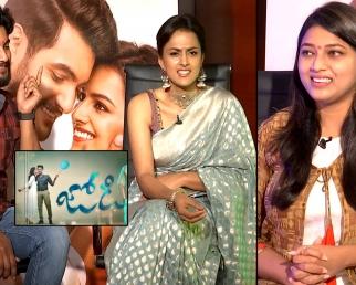 Aadi Saikumar and Shraddha Srinath Interview About Jodi Movie