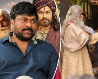 Chiranjeevi Explained How Amitabh Bachchan Exempted Syeraa Offer
