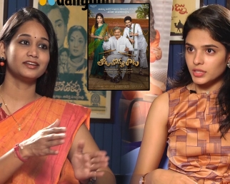Actress Harshitha About Her Debut Into Movies