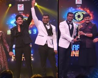 Bigg Boss Telugu 3 : Rahul Sipligunj Rahul Sipligunj Wins The Trophy