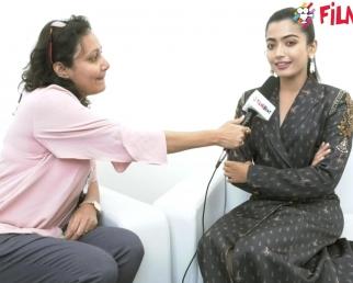 IFFI 2019 : Rashmika Mandanna About How She Deal With Trolls