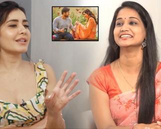 Raashi Khanna About Her Chemistry With Sai Dharam Tej