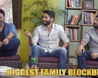 Venkatesh & Naga Chaitanya Funny Interview With Anil Ravipudi