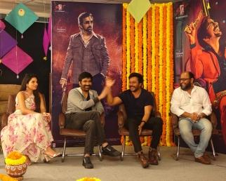 'Disco Raja' Movie Team Interview Part - 3