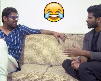 Prabhas Funny Interview With MM Keervani Son Sri Simha |  Mathu Vadhalara
