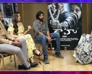 Raahu Movie Team Exclusive Interview With Filmibeat Telugu