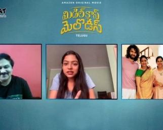 Varsha Bollamma, Anand Devarakonda Interview Part 2   Middle Class Melodies
