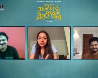 Varsha Bollamma, Anand Devarakonda Interview Part 1   Middle Class Melodies