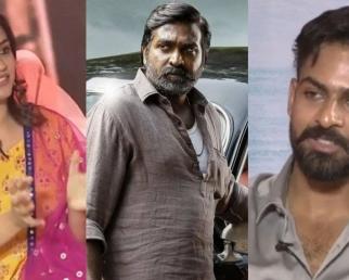 Vijay Sethupathi Rayanam Character Will be Horrific   Uppena Movie Team Interview