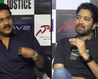 #Nandhi Movie Team Chit Chat With Sunil Part 1 | Allari Naresh | Varalaxmi Sarathkumar