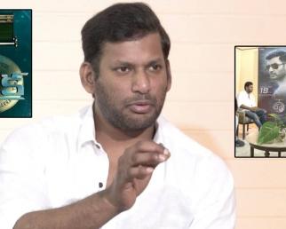 Chakra : Telugu Audience Are Always Says Actor Vishal