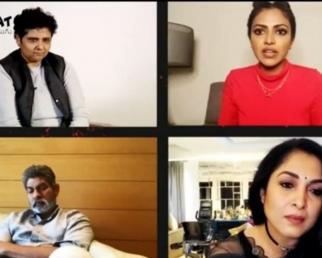 Pitta Kathalu Team  Interview With Ramya Krishna