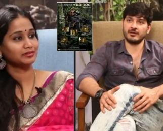 Ali Reza, Sayali Bhagat Interview Part 3   Wild Dog