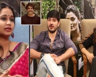 Ali Reza, Sayali Bhagat Interview Part 2   Wild Dog
