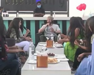 Date With Most Eligible Bachelor | Akhil Date With Crazy Girls