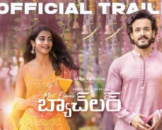 Most Eligible Bachelor Trailer | Akhil Akkineni | Pooja Hegde