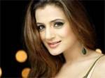 Amisha Patel Makes Govinda Work
