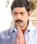 Jagapathi Politics Adinetha