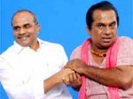 Ysr Combination With Brahmanandam